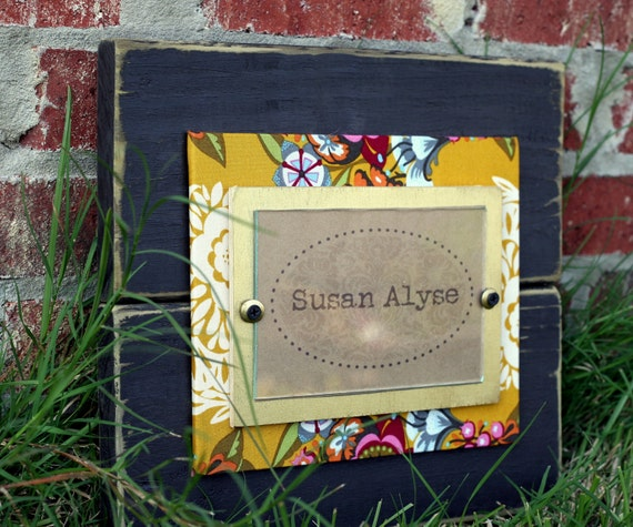 Rustic  Picture Frame 4x6 Distressed Wood