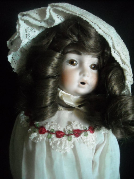 Porcelain Collectible Doll Solo '79