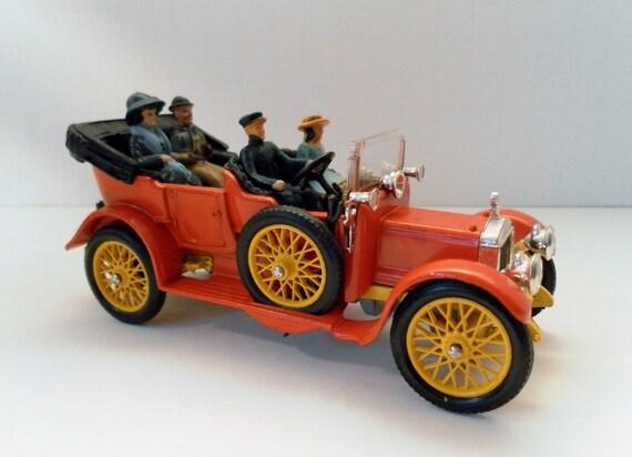 Vintage Corgi Toys 1964 Daimler 1910 Classic Diecast Car No
