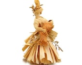 A Mother's Love Corn Husk Doll