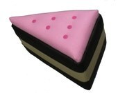 Piece of cake footstool