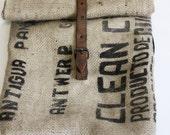coffee bag backpack