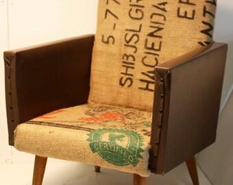 Kids chair coffe bag