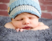 Baby Newsboy hats with brim