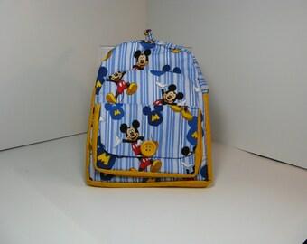 Mickey Mouse Preschool Backpack