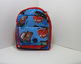 Mater & Friends Preschool Backpack