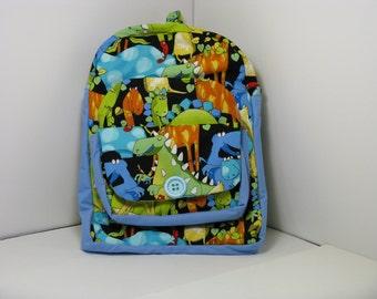 Dino & Friends Preschool Backpack