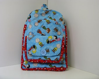 Peanuts Gang Preschool Backpack