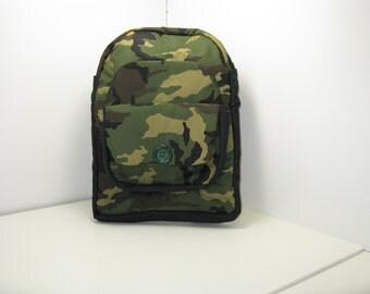 Camo 101 Preschool Backpack