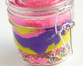 Cupcake In A Jar (I call them Cupcake Kaleidoscopes)!