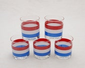 Georges Briard- Glasses- Group Of 5