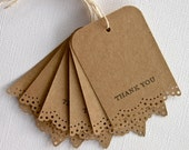Wedding Favor Gift Tags Escort Cards