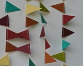 Rainbow Party Paper Garland