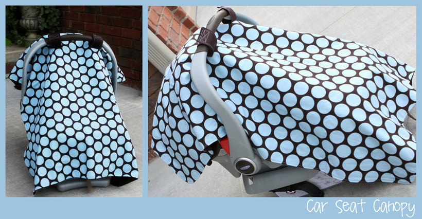 Custom Car Seat Canopy Design Your Own