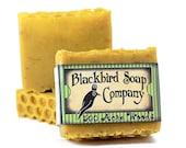 500 Acre Woods - Bar Soap (Honey, Citrus, & Carrots)
