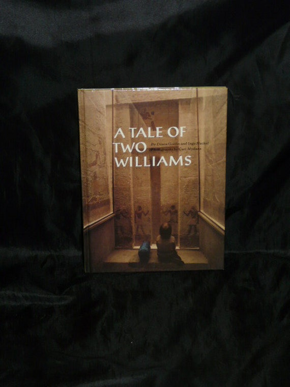 A Tale of Two Williams 1977 NY Metropolitan Museum of Art Childrens Book Little Boy Blue Stuffed Hippo Photo HC NYC
