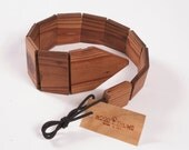 Wood Tie (Large) - Made From Reclaimed Redwood