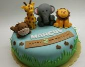 Elephant Cake Topper for cktoor