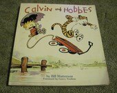 Vintage 1987 Calvin and Hobbes