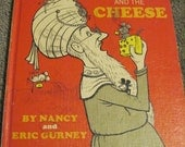 Vintage 1960 The King, The Mice and the Cheese