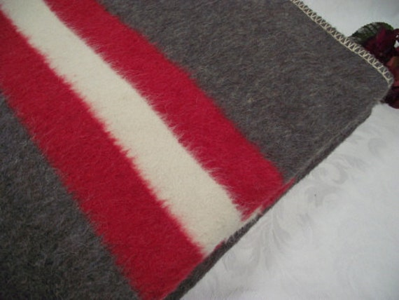 Authentic Peruvian Alpaca Wool Blanket