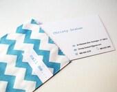 Chevron Business Card