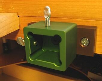 Bracelet Mandrel Holder-bench tool-mandrel holder-metalworking tool-jewelers tool-desktop mandrel holder-metalsmithing tool
