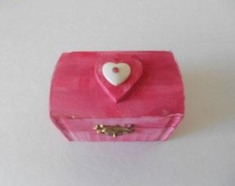 Ring Box My sweet heart theme small Jewelry box