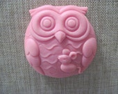 Owl soap! What a hoot.