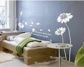 Beautiful sunflowers -Vinyl Wall Decal,Sticker,Nature Design
