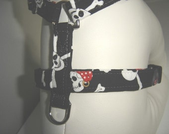 Dog Harness- The Pirate