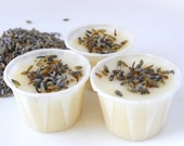 Lavender Bath Melts - Shea Cocoa Butter Moisturizing Nourishing