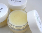 ON SALE Lip Scrub Sugar Shea Cocoa Butter Sweet Vanilla