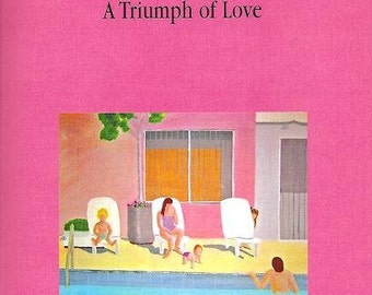 SERENAID, A Triumph of Love-BOOK signed by author SALE