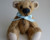 Little Tim, a mini mohair Bear