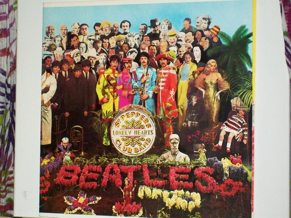 Sgt. Peppers Lonely Hearts Club Band Beatles Album