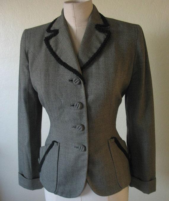 Vintage 1940's Jacket