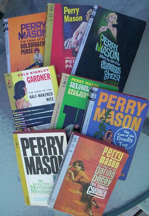 Erle Stanley Gardner, Perry Mason, Used