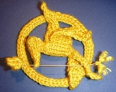 The Hunger Games Mockingjay Knit Pattern
