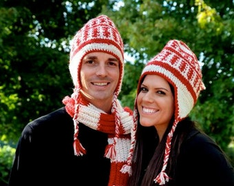 Nebraska Cornhuskers Football Hat
