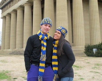 Milwaukee Brewers Knit Scarf