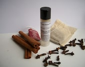 RESERVED for Chrissy - Spiced Chai Tea - Lip Balm - 15 Tubes - by Simply Natural Skin