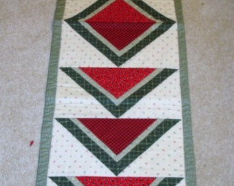 Watermelon Time table runner pattern Summer August Year one