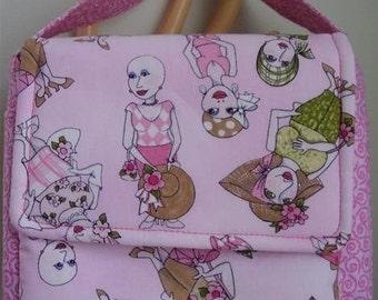 Ladies Lunch Bag featuring ladies - L02