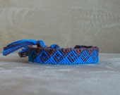 Greek Wave Friendship Bracelet - MADE TO ORDER (Choose your own colors)