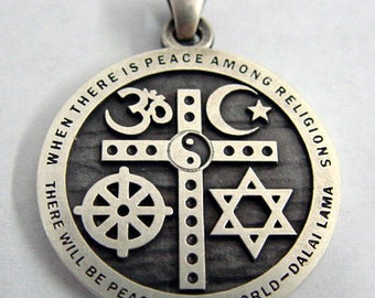 The UNITY Pendant (necklace)