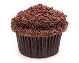 250 Chocolate Brown JUMBO LARGE SIZE Cupcake Muffin Liners Baking Cups Wrappers (Free Shipping!)