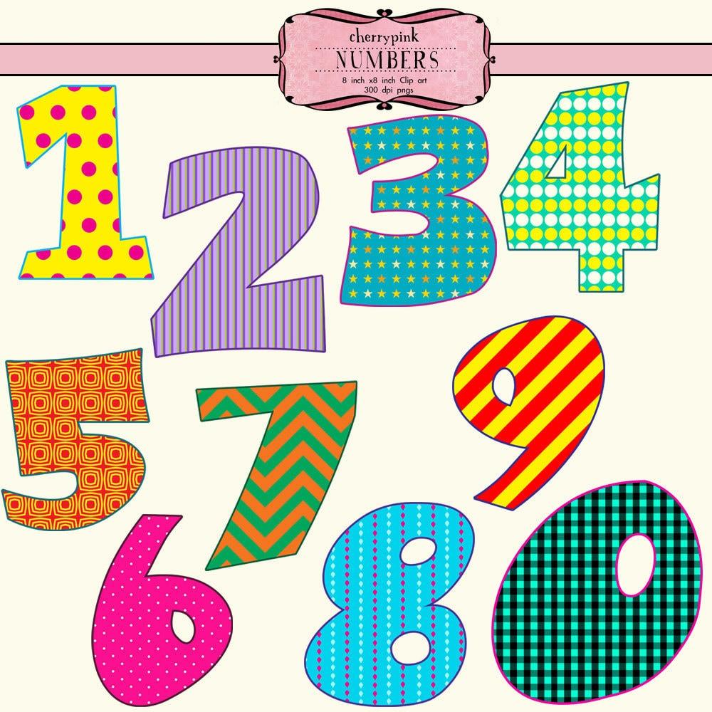 Items similar to number clip art 10 png digital files for Blueprint number