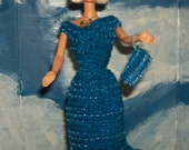 Barbie in Princess Diana Gown