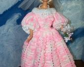 1800s Romance Era Bride